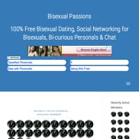 Connect With 10 Bisexual Cam Sites Now | SexSearch
