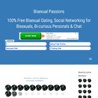 The Naughtiest Bisexual Sex Dating Sites - SexSearch