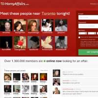 hornyaffairs.com