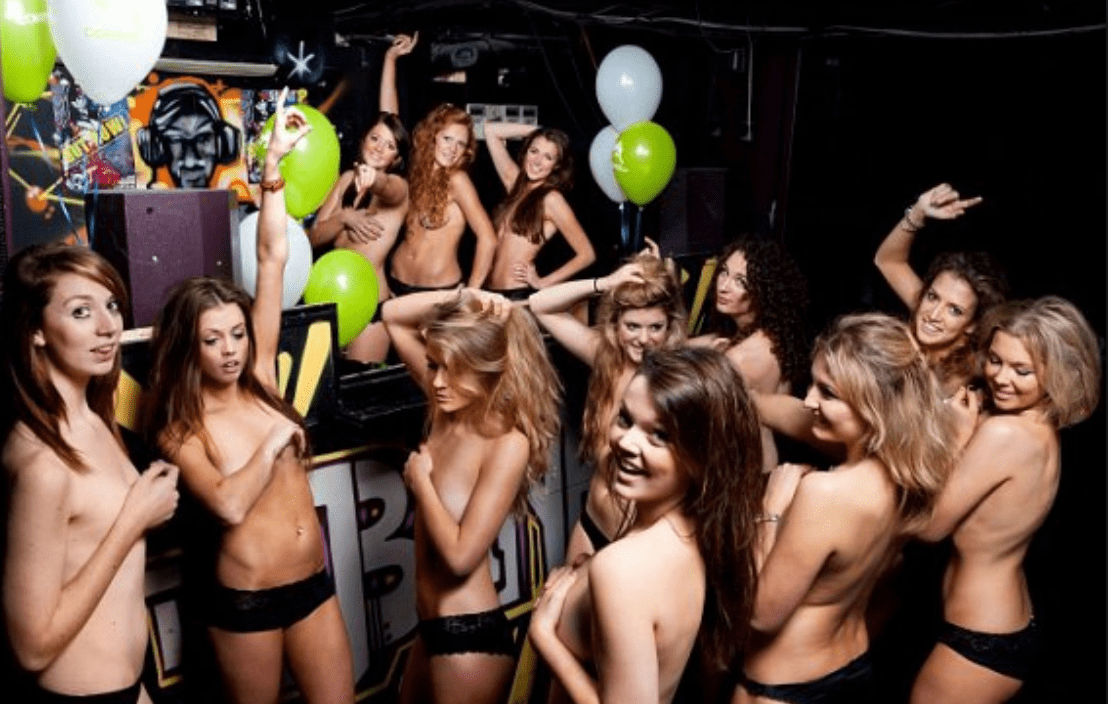 The Best Bristol Sex Clubs & Parties - SexSearch