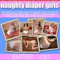 naughtydiapergirls.com