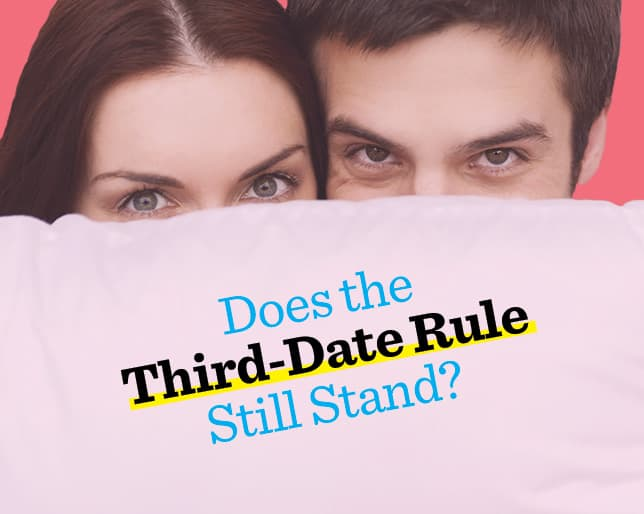 Does The Third Date Rule Really Work? - Sexsearchcom.com